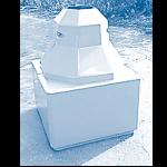 Цоколь стеклопластиковый Ц – 700 А