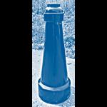 Цоколь стеклопластиковый Ц-940 А