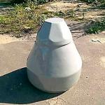 Цоколь стеклопластиковый Ц-608А