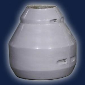 Цоколь стеклопластиковый малый ЦТ220